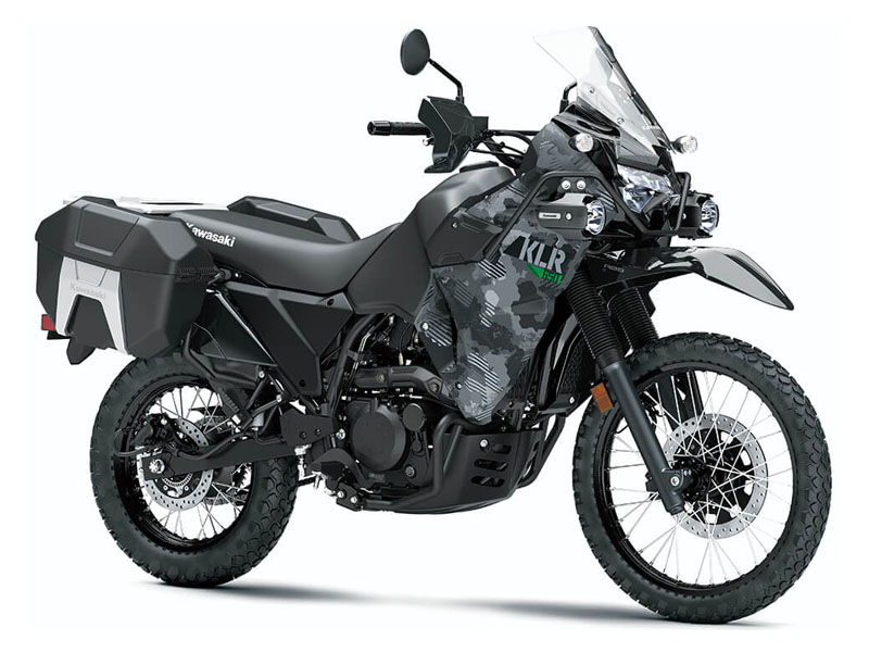 2022 Kawasaki KLR 650 Adventure in Starkville, Mississippi - Photo 3