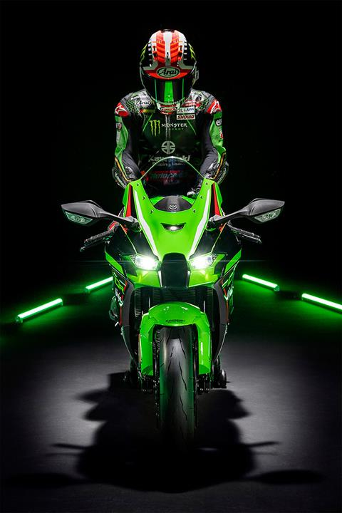 2021 Kawasaki Ninja ZX-10R ABS KRT Edition in Freeport, Illinois - Photo 9
