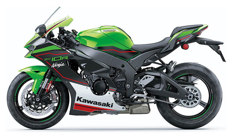2021 Kawasaki Ninja ZX-10R ABS KRT Edition in Woodstock, Illinois - Photo 2