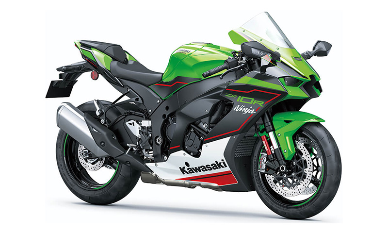 2021 Kawasaki Ninja ZX-10R ABS KRT Edition in Brilliant, Ohio - Photo 3