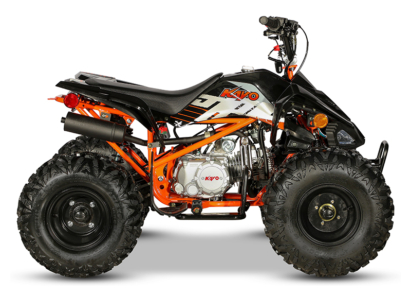 2021 Kayo Predator 125 in Salinas, California - Photo 1