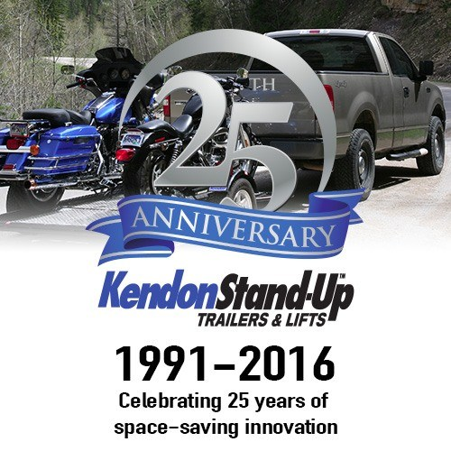 2017 Kendon Single Ride-Up SRL Stand-Up Motorcycle - BB107RU in Marengo, Illinois
