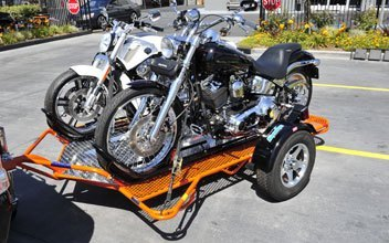 2018 Kendon Limited Edition Dual Ride-up SRL Stand-Up Motorcycle - BB207RULE in Springfield, Ohio
