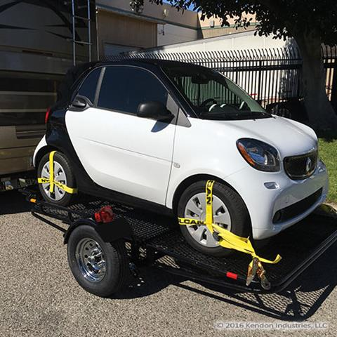 2019 Kendon Smart Car Trailer Folding Stand-Up -  UT305SC in Springfield, Ohio