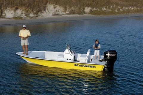 A stable, versatile fishing platform.