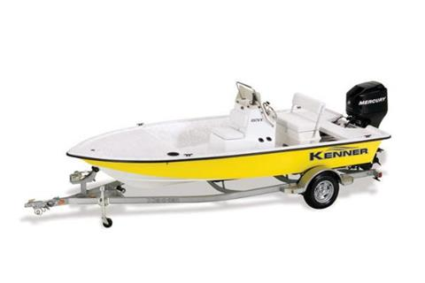 Package includes boat, motor and custom-matched trailer.