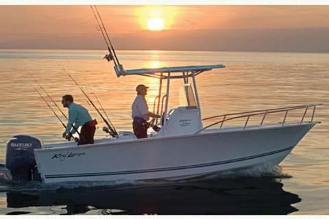 2015 Key Largo 196 Center Console in Holiday, Florida