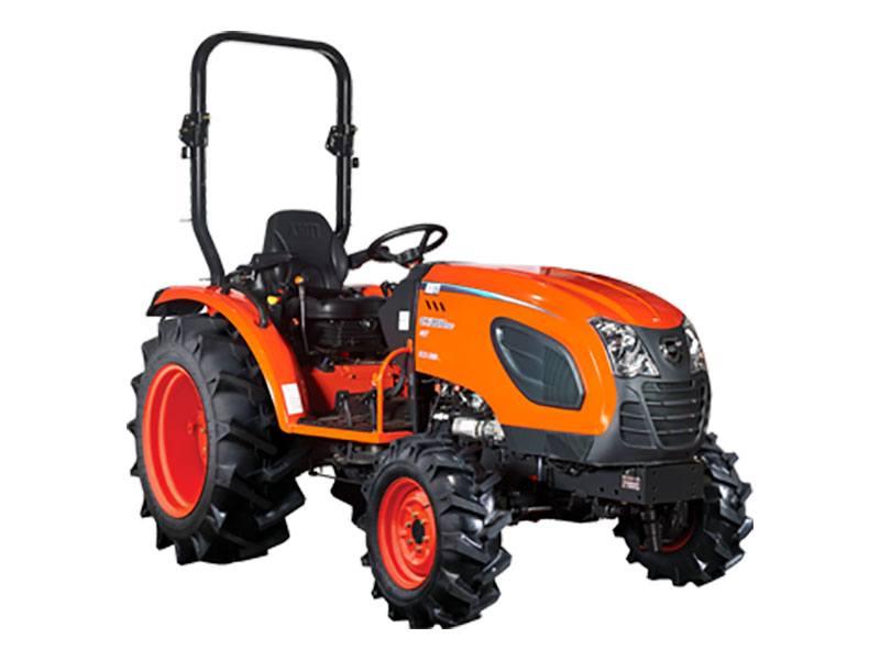 New 2018 KIOTI CK3510SE HST Tractors in Francis Creek, WI | Stock