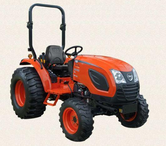 Kioti Tractors Parts Catalog : New kioti ck tractors in francis creek wi