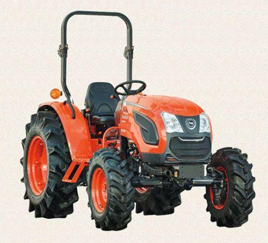 2018 Kioti Tractors : New kioti dk tractors in francis creek wi