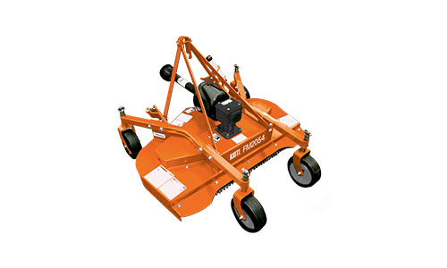 2019 KIOTI FM2072 72 in. Standard-Duty Finish Mower in Saint Marys, Pennsylvania