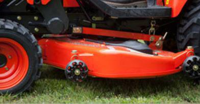 2019 KIOTI KM2560 Mid-Mount Mower in Rice Lake, Wisconsin