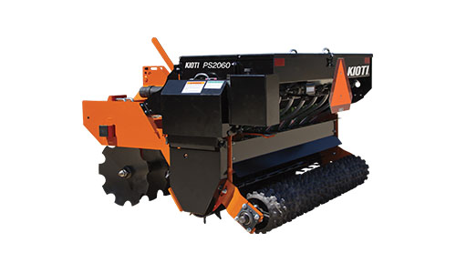 2019 KIOTI PS3072 Medium-Duty 72 in. Precision Seeder in Saucier, Mississippi