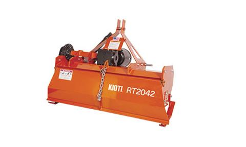 2019 KIOTI RT2042 42 in. Forward Rotation Rotary Tiller in Saucier, Mississippi