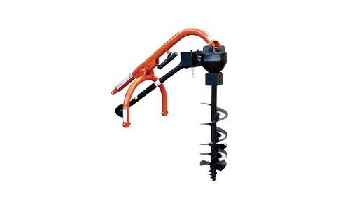 2020 KIOTI PD25 Standard-Duty Post Hole Digger in Pound, Virginia