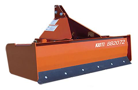 2020 KIOTI BB2072 Standard-Duty 72 in. Box Scraper in Brockway, Pennsylvania