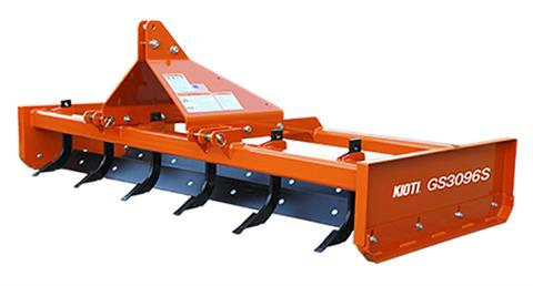 2020 KIOTI GS3096S 96 in. Medium-Duty Grading Scrapers with Scarifier in Brockway, Pennsylvania