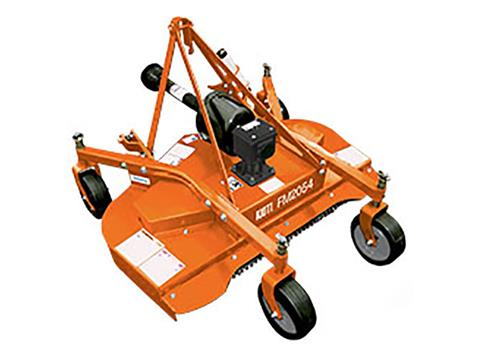 2020 KIOTI FM2060 60 in. Standard-Duty Finish Mower in Brockway, Pennsylvania