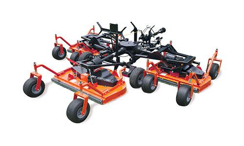 2020 KIOTI WM40144 144 in. Flexwing Finish Mower in Rice Lake, Wisconsin