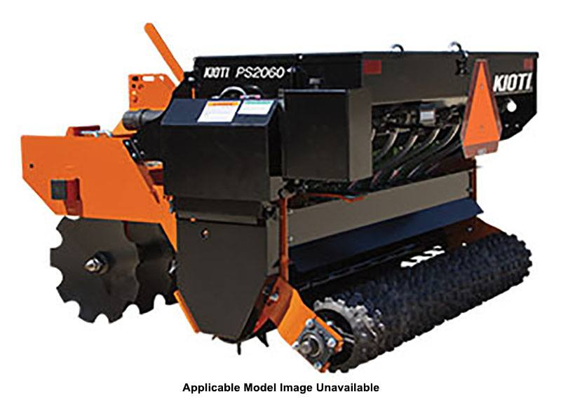 2020 KIOTI PS3072 Medium-Duty 72 in. Precision Seeder in Rice Lake, Wisconsin