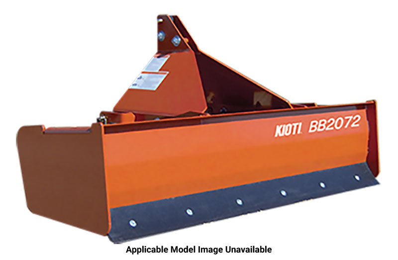 2021 KIOTI BB3072 72 in. Medium-Duty Box Blade in Saint Marys, Pennsylvania