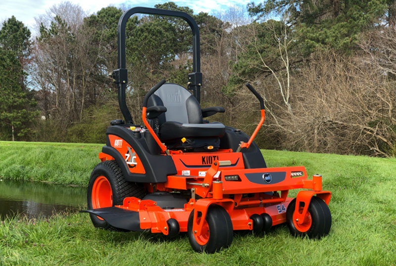 2021 KIOTI ZXC 54 in. Briggs & Stratton Commercial 25 hp in Rice Lake, Wisconsin