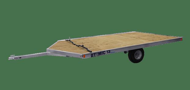 2015 Karavan Trailers Atomic13-10 ft.-VR (ST195/75D14C) in Auburn, California
