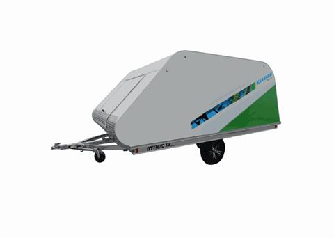 2018 Karavan Trailers Sno-Kap in Barrington, New Hampshire