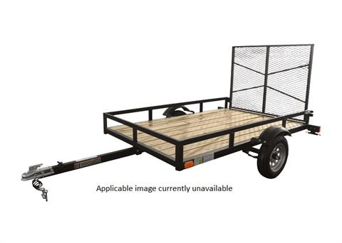 2018 Karavan Trailers KS-50-10 (W/ Tie-Down) in Clyman, Wisconsin
