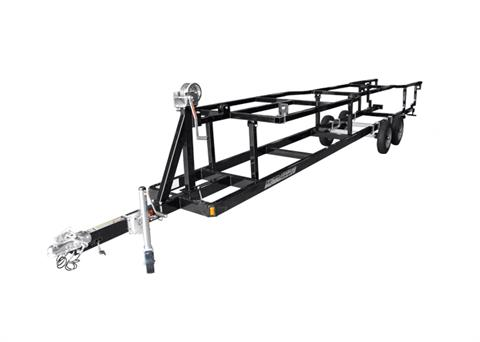 2019 Karavan Trailers Tandem Axle Scissor Lift 20 ft. (5.30 x 12D) in Portland, Oregon