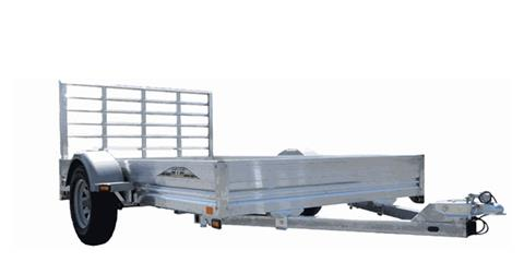 2019 Karavan Trailers 6 x 10 ft. Galvanized 44 in. ramp (SCU-2990-SP-72-10LP) in Chico, California