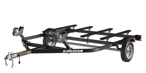 2020 Karavan Trailers Double Watercraft Steel in Augusta, Maine