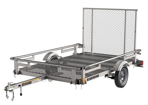 2020 Karavan Trailers 5 x 8 ft. Steel with Steel Mesh Floor in Barrington, New Hampshire - Photo 1