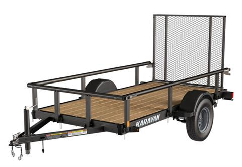 2020 Karavan Trailers 5 x 10 ft. 2990 lb. Steel (ST215/75D14C) in Chico, California