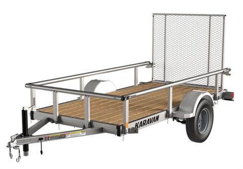 2020 Karavan Trailers 5 x 10 ft. 2990 lb. Steel (ST215/75D14C) in Chico, California - Photo 1