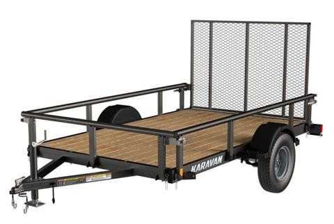 2020 Karavan Trailers 6 x 10 ft. 2990 lb. Steel 935 lb. (ST215/75D14C) in Chico, California