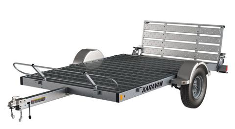 2020 Karavan Trailers 6 x 10 ft. Steel Floor in Sacramento, California