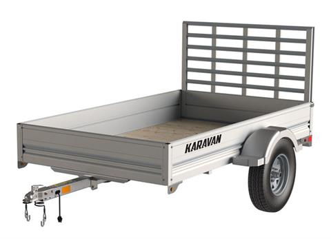 2020 Karavan Trailers 4.5 x 8 ft. Aluminum in Keokuk, Iowa