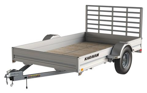 2020 Karavan Trailers 6 x 10 ft. Aluminum in Keokuk, Iowa