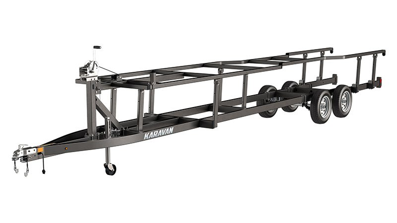 2021 Karavan Trailers Scissor Lift in Oakdale, New York