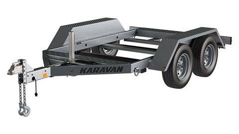 2021 Karavan Trailers 58 x 95 in. 7000# GVWR in Dimondale, Michigan