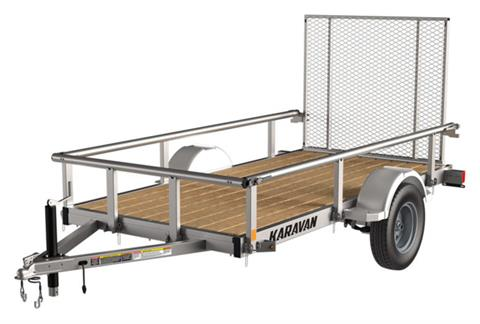 2021 Karavan Trailers 5 x 10 ft. Steel in Sacramento, California