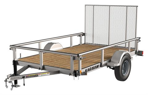 2021 Karavan Trailers 6 x 10 ft. Steel in Dimondale, Michigan