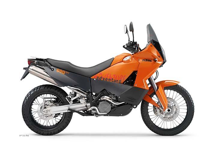 2007 990 Adventure