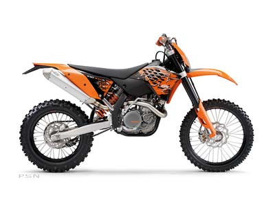 2008 KTM 530 EXC-R in Ponderay, Idaho