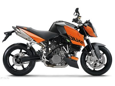 2008 KTM 990 Super Duke in Johnson City, Tennessee