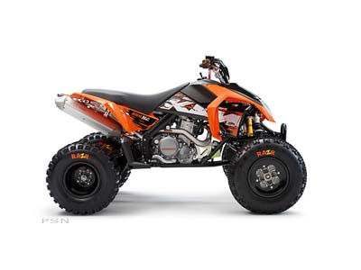 2009 KTM 450 XC ATV in Eureka, California