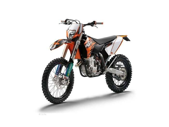 2010 KTM 530 EXC Champion's Edition in Paso Robles, California - Photo 6