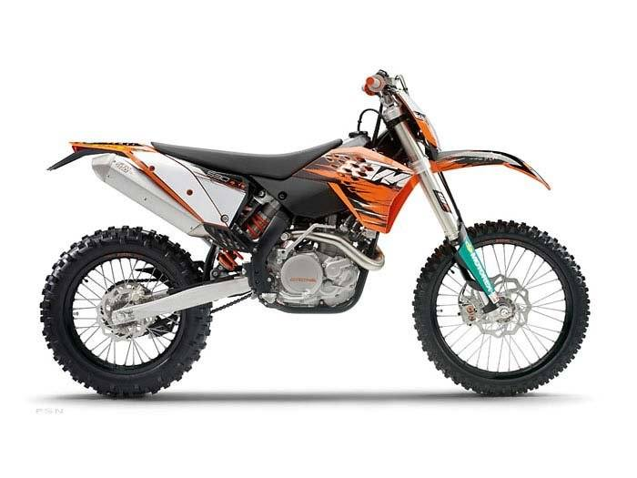 2010 KTM 530 EXC Champion's Edition in Paso Robles, California - Photo 5
