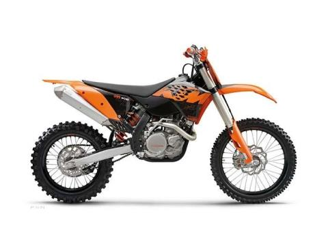2010 KTM 400 XC-W in Escanaba, Michigan